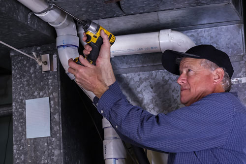 Ductwork leaks could be costing you